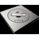 Floorbox szczelny na 1 gniazdo FS1 1970D-1E-PLA