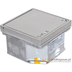 Floorbox aluminiowy IP67 3290
