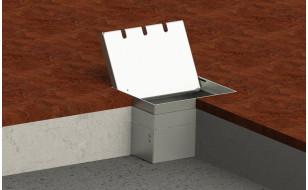 Floorboxy do podłóg betonowych